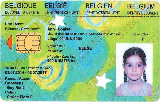 Documents d'identité - Documents d'identité - IBZ Institutions et Population