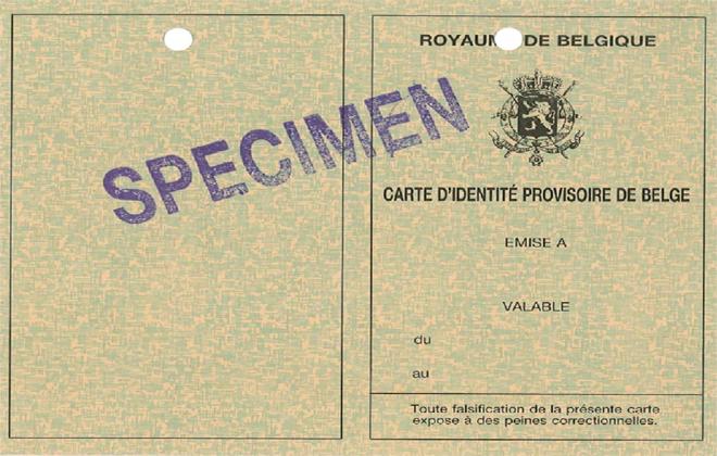 Documents D Identite Documents D Identite Ibz Institutions Et